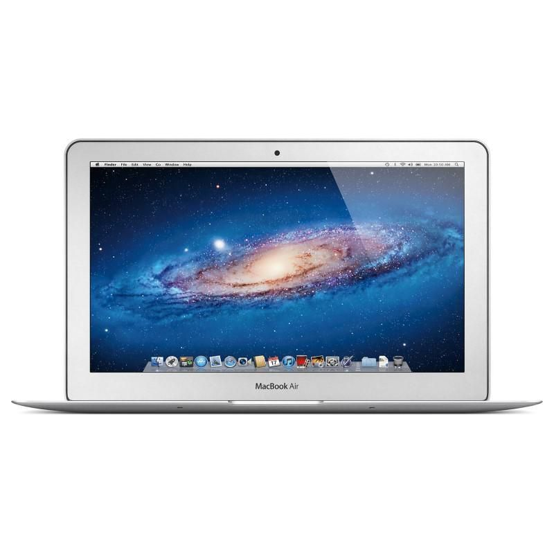 """MacBook Air 11"""" Core i5 1.7GHz 4Go 128Go SSD (MD223F/A - Mid-2012) Argent"""