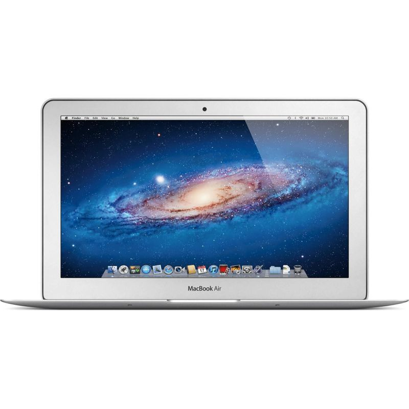 """MacBook Air 11"""" Core i5 1.7GHz 4Go 64Go SSD (MD223F/A - Mid-2012) Argent"""
