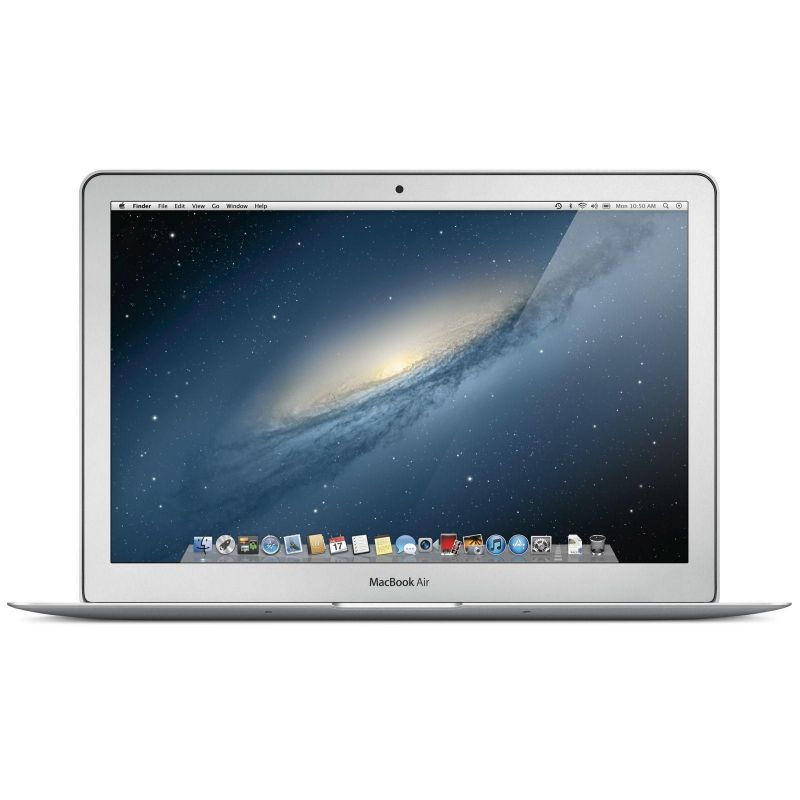 """MacBook Air 13"""" Core i5 1.8GHz 4Go 128Go SSD (MD231F/A - Mid-2012) Argent"""