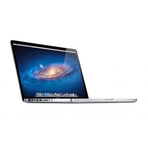 """MacBook Pro 15"""" Core i7 2.2GHz 8Go 128Go SSD (MD318F/A - Late 2011) Argent"""