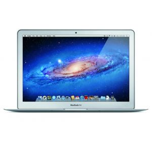 """MacBook Air 13"""" Core i5 1.7GHz 4Go 64Go SSD (MD628F/A - Mid-2012) Argent"""
