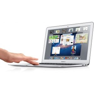 """MacBook Air 11"""" Core i5 1.3GHz 4Go 128Go SSD (MD711F/A - Mid-2013) Argent"""
