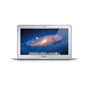 """MacBook Air 11"""" Core i5 1.4GHz 4Go 128Go SSD (MD711F/A - Mid-2013) Argent"""