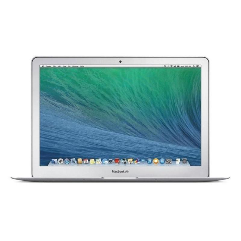"""MacBook Air 11"""" Core i5 1.4GHz 4Go 256Go SSD (MD711F/A - Mid-2013) Argent"""