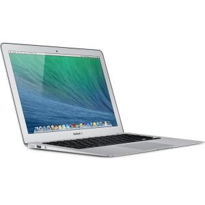 """MacBook Air 11"""" Core i5 1.3GHz 4Go 256Go SSD (MD712F/A - Mid-2013) Argent"""