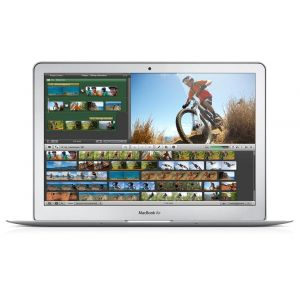 """MacBook Air 13"""" Core i5 1.4GHz 4Go 128Go SSD (MD760F/A - Mid-2013) Argent"""