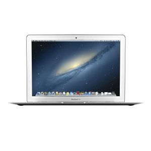 """MacBook Air 13"""" Core i5 1.4GHz 4Go 256Go SSD (MD760F/A - Mid-2013) Argent"""