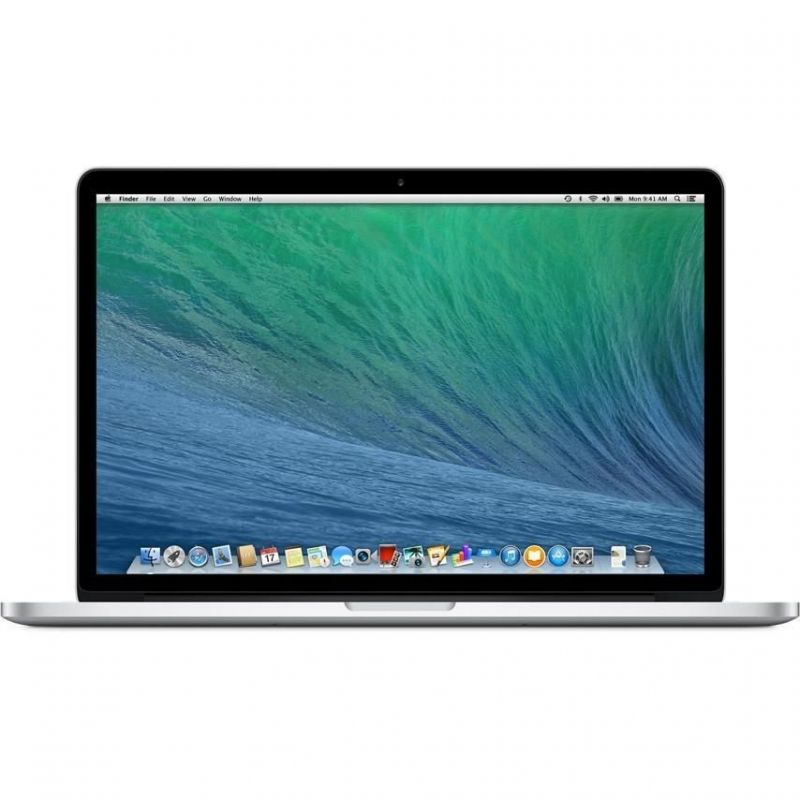 """MacBook Pro 15"""" Core i7 2.6GHz 16Go 256Go SSD  Argent (ME874F/A - Late 2013)"""