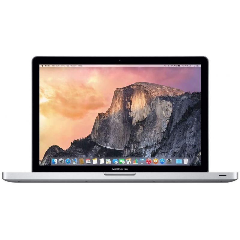 """MacBook Pro 13"""" Core i7 3.1GHz 16Go 128Go SSD (MF843F/A - Early 2015) Argent"""