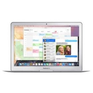 """MacBook Air 11"""" Core i5 1.6GHz 4Go 256Go SSD (MJVM2F/A - Early 2015) Argent"""