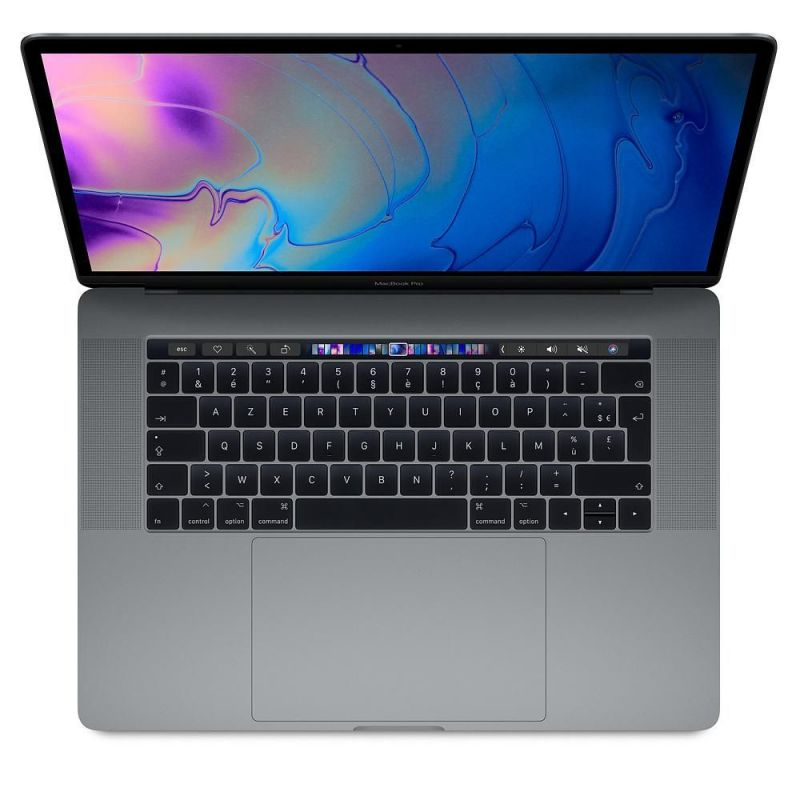 """MacBook Pro 15"""" Core i9 32Go 1To SSD Retina TouchBar Touch Id Gris sideral (GMV18FN/A)"""