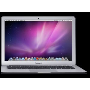 """MacBook Air 11"""" Core 2 Duo 1.4GHz 2Go 64Go SSD (MC505F A - Late 2010) Argent"""